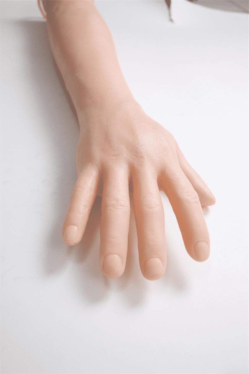 i.v. Basic Hand