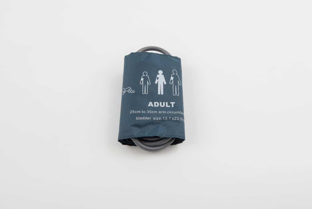 Blutdruckmanschette für erwachsene