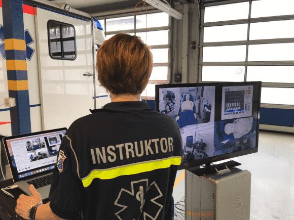 Johanniter Unfallhilfe Mannheim bildet AHA ACLS Instruktoren aus