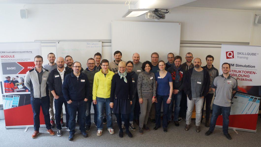Heidelberg – CRM Instruktorenausbildung BASIC