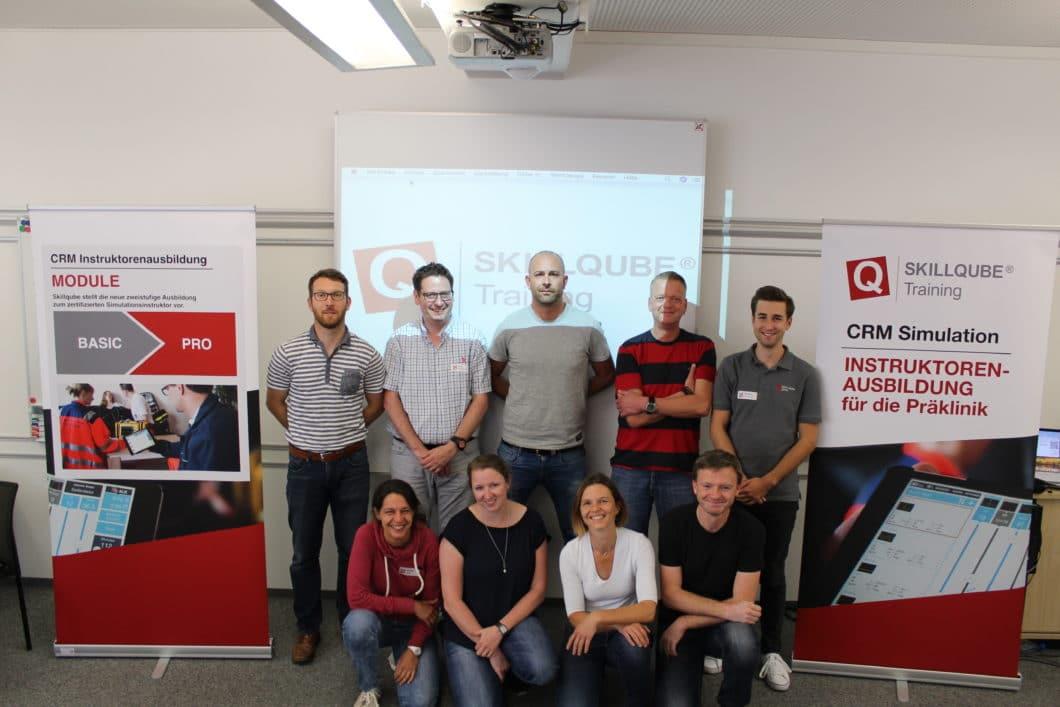 Train the Trainer – CRM Instruktorenausbildung BASIC in Heidelberg