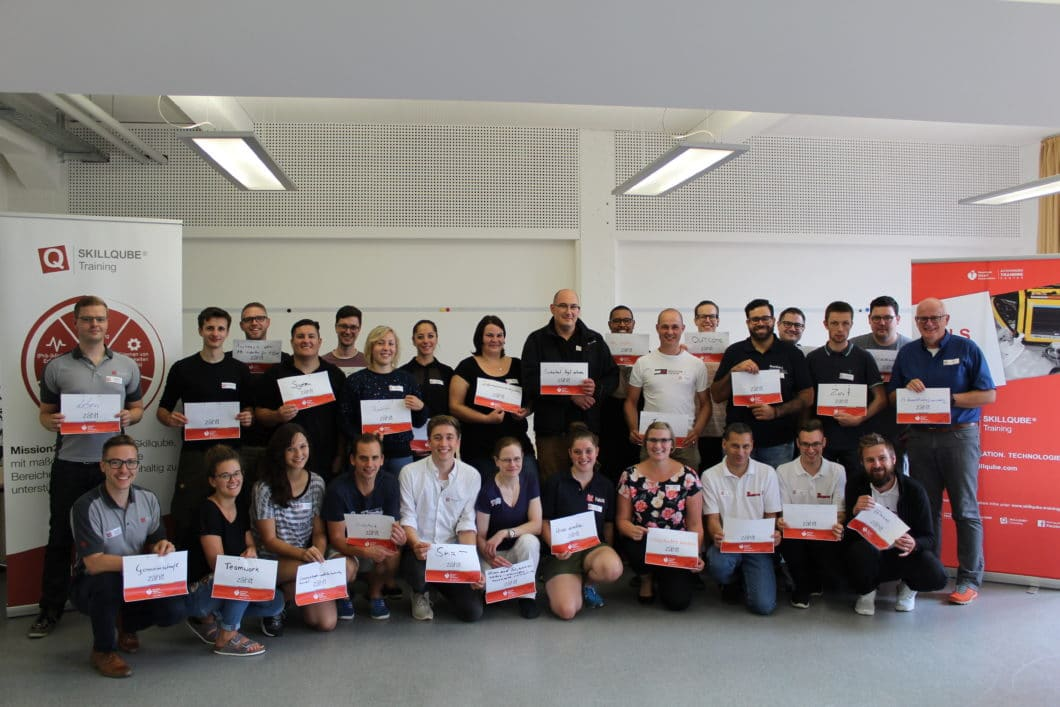 Instruktorenausbildung (AHA) – Heidelberg
