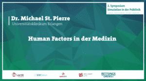 Human Factors in der Medizin