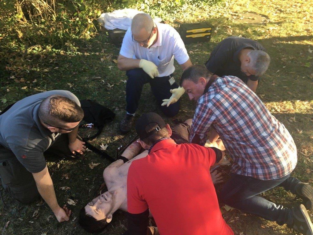 Notfalltraining mit SimBodie am PZN in Wiesloch