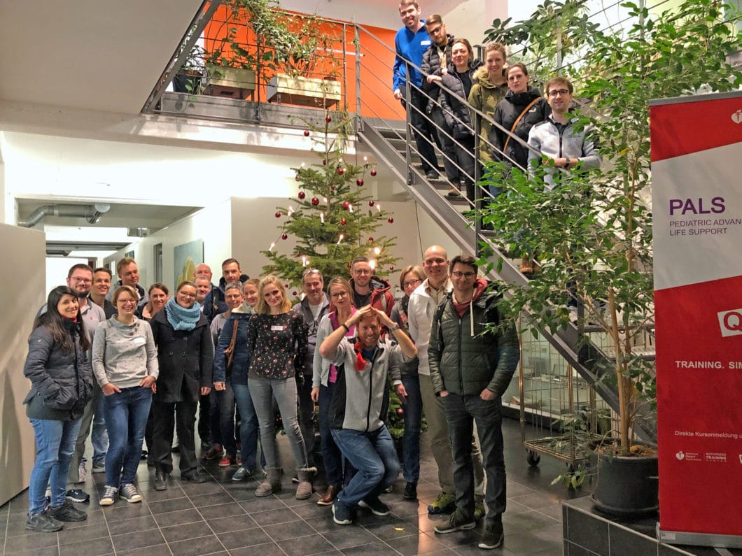 PALS Provider-Kurs & PALS Refresher-Kurs (AHA) in Heidelberg