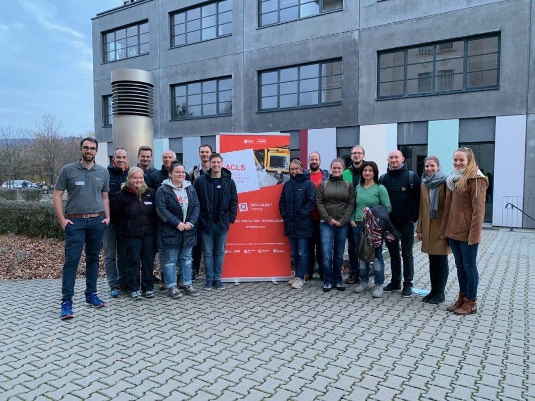 ACLS Provider Kurs der AHA in Heidelberg