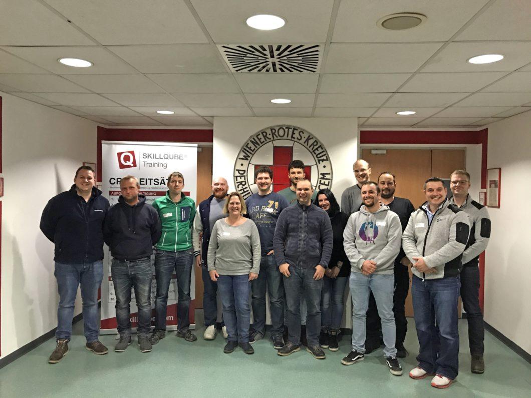 CRM Simulation – Instruktorenausbildung PRO in Wien