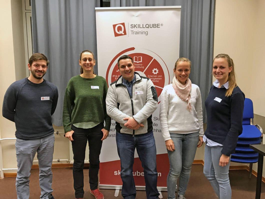 PALS Instruktorenausbildung (AHA) an der NAW Berlin durch Skillqube