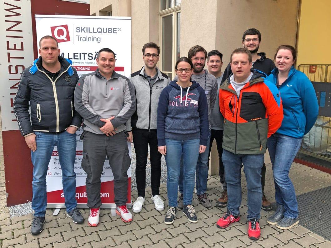 Erfolgreiches CRM Pro Trainerseminar in Heidelberg