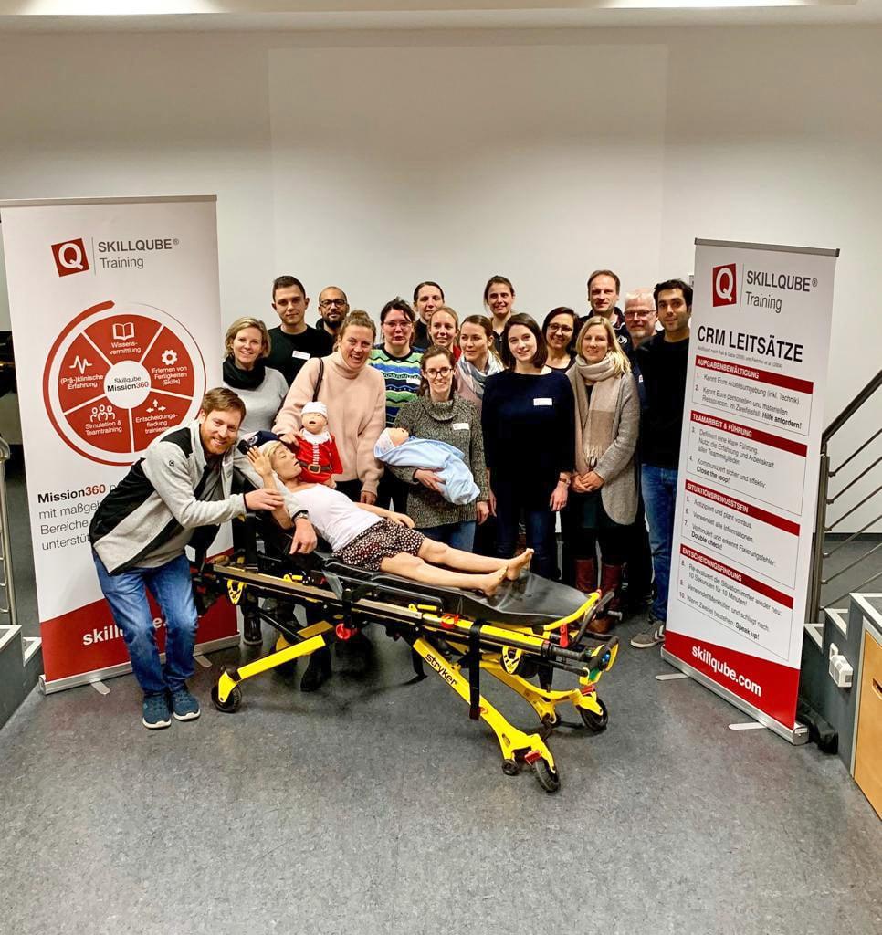 PALS Provider & Refresher Kurs (AHA) in Frankfurt am Main