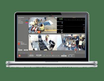 qubeAV Screen