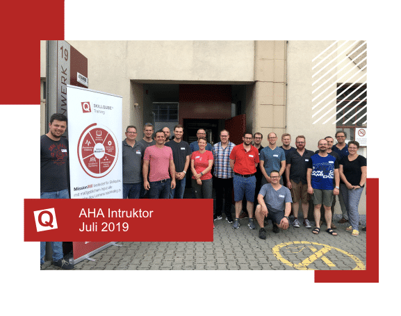 Instruktorenausbildung (AHA) in Heidelberg