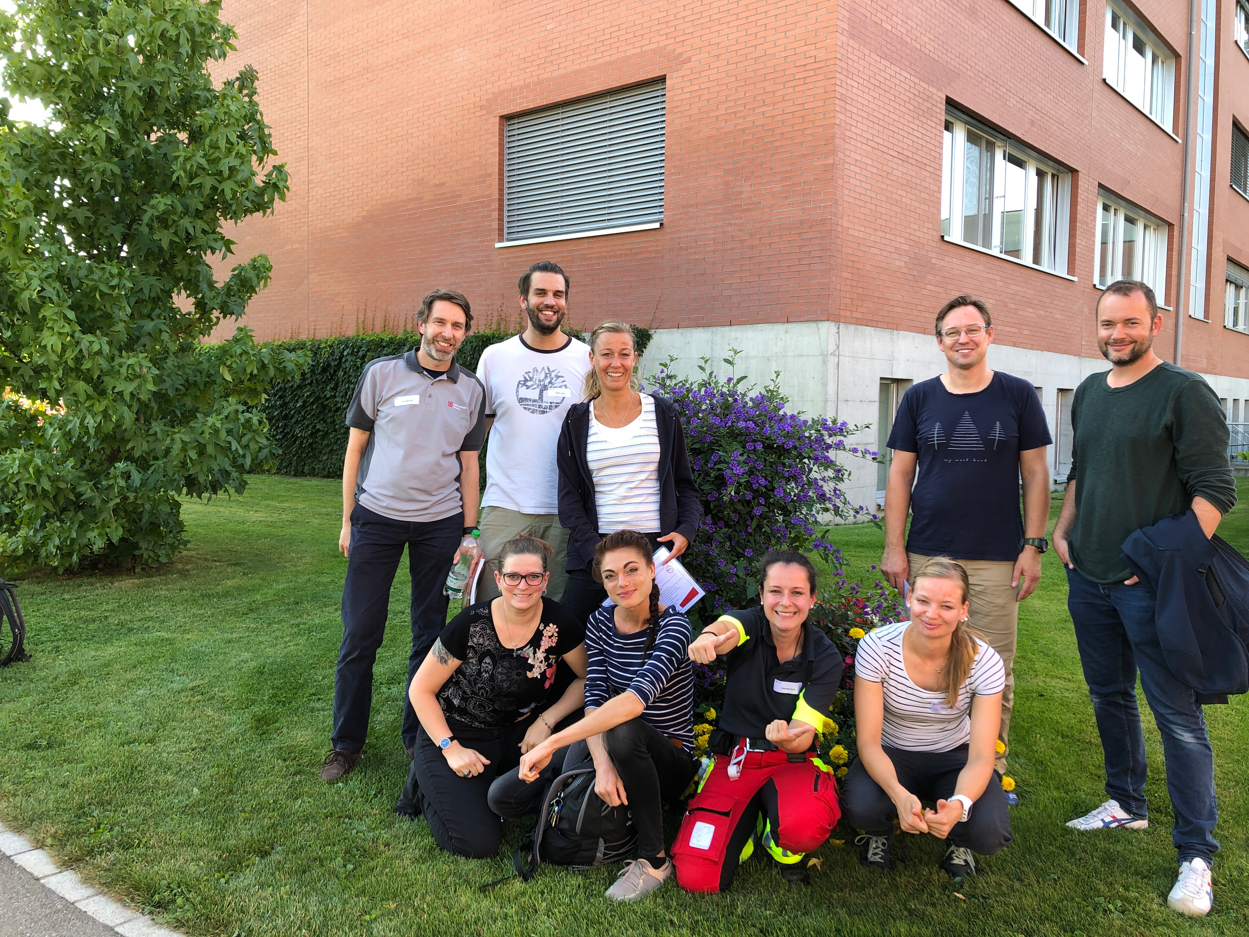 ACLS Refrehser Kurs beim Rettungsdienst Spital Bülach AG