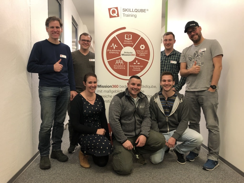CRM Simulations-Trainer Ausbildung in Heidelberg