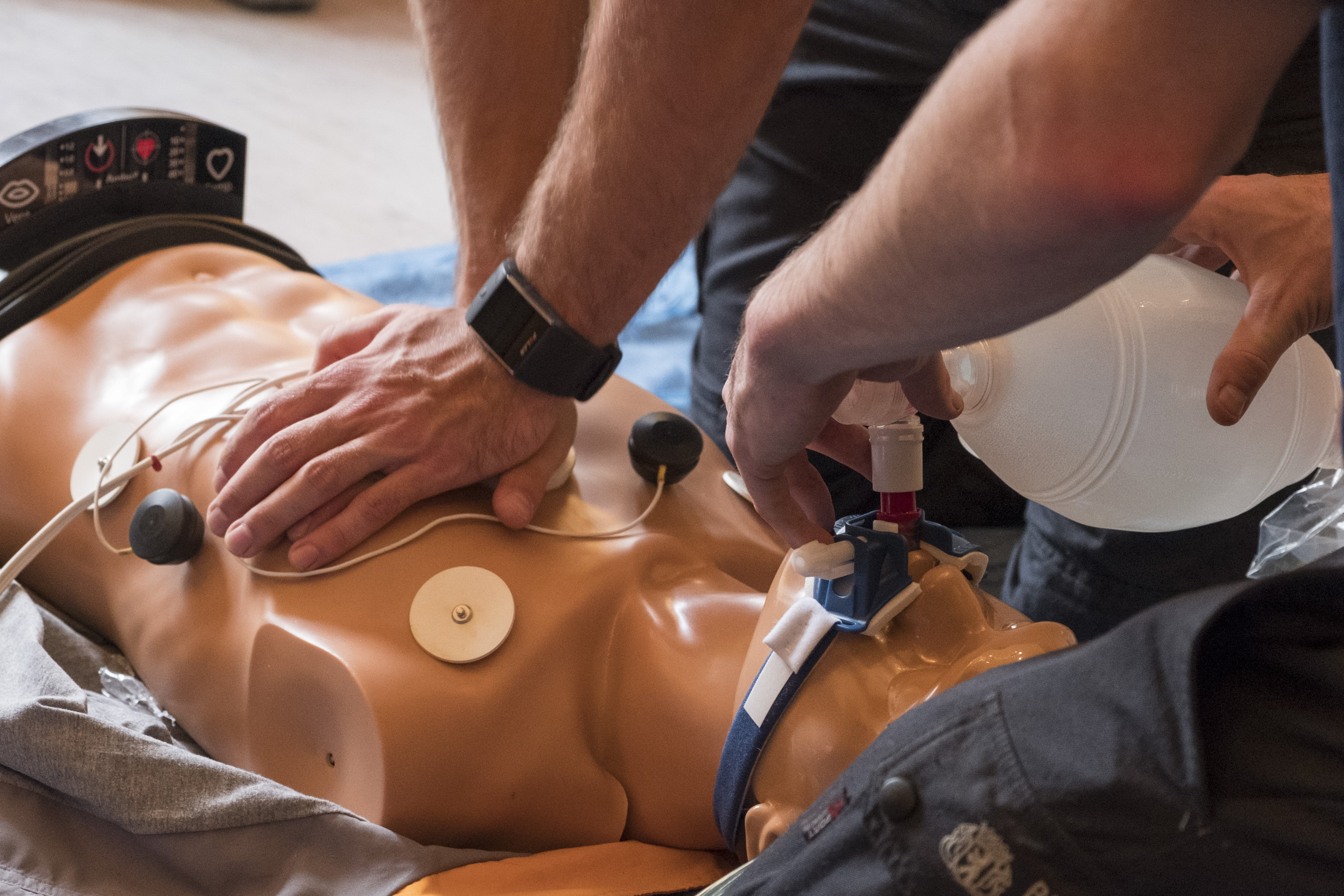 SKILLQUBE Training: BLS als wesentlicher Bestandteil der Reanimationsversorgung