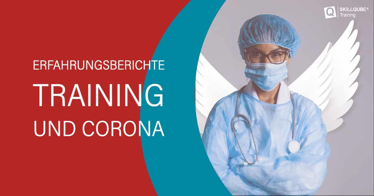 Erfahrungen aus unserem Netzwerk: Training und Corona