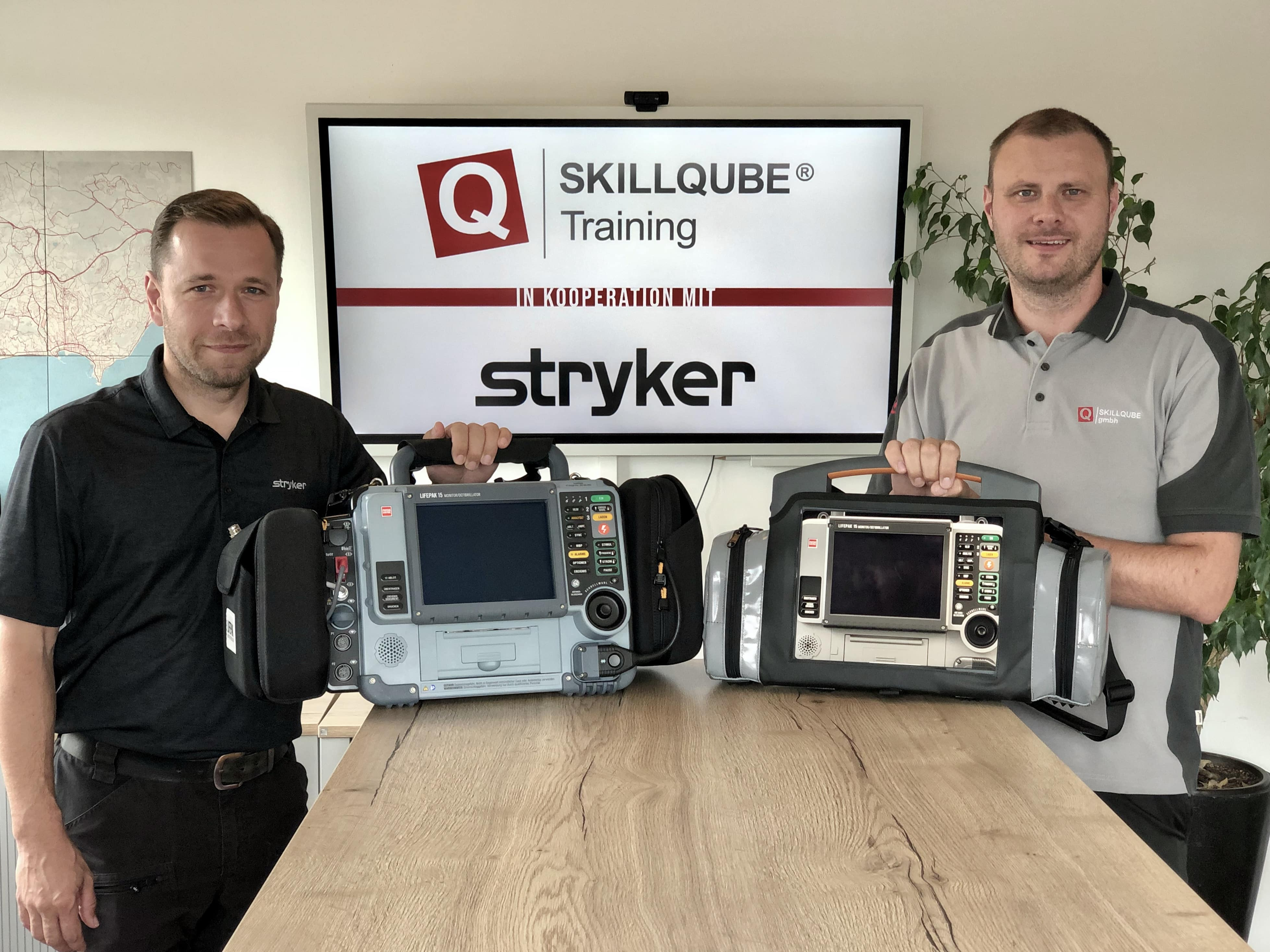 successful cooperation with STRYKER