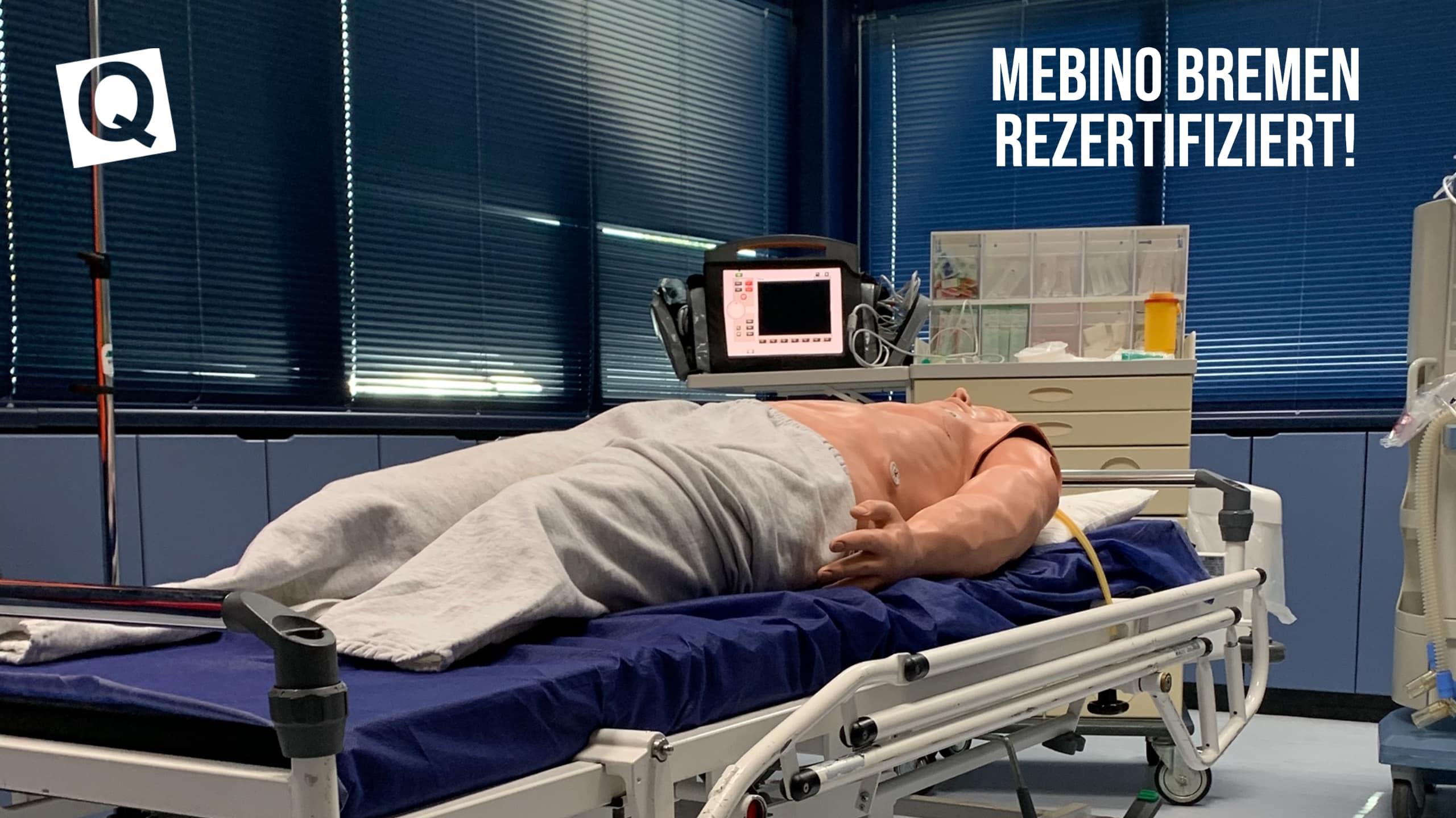 mebino Bremen als ITS rezertifiziert