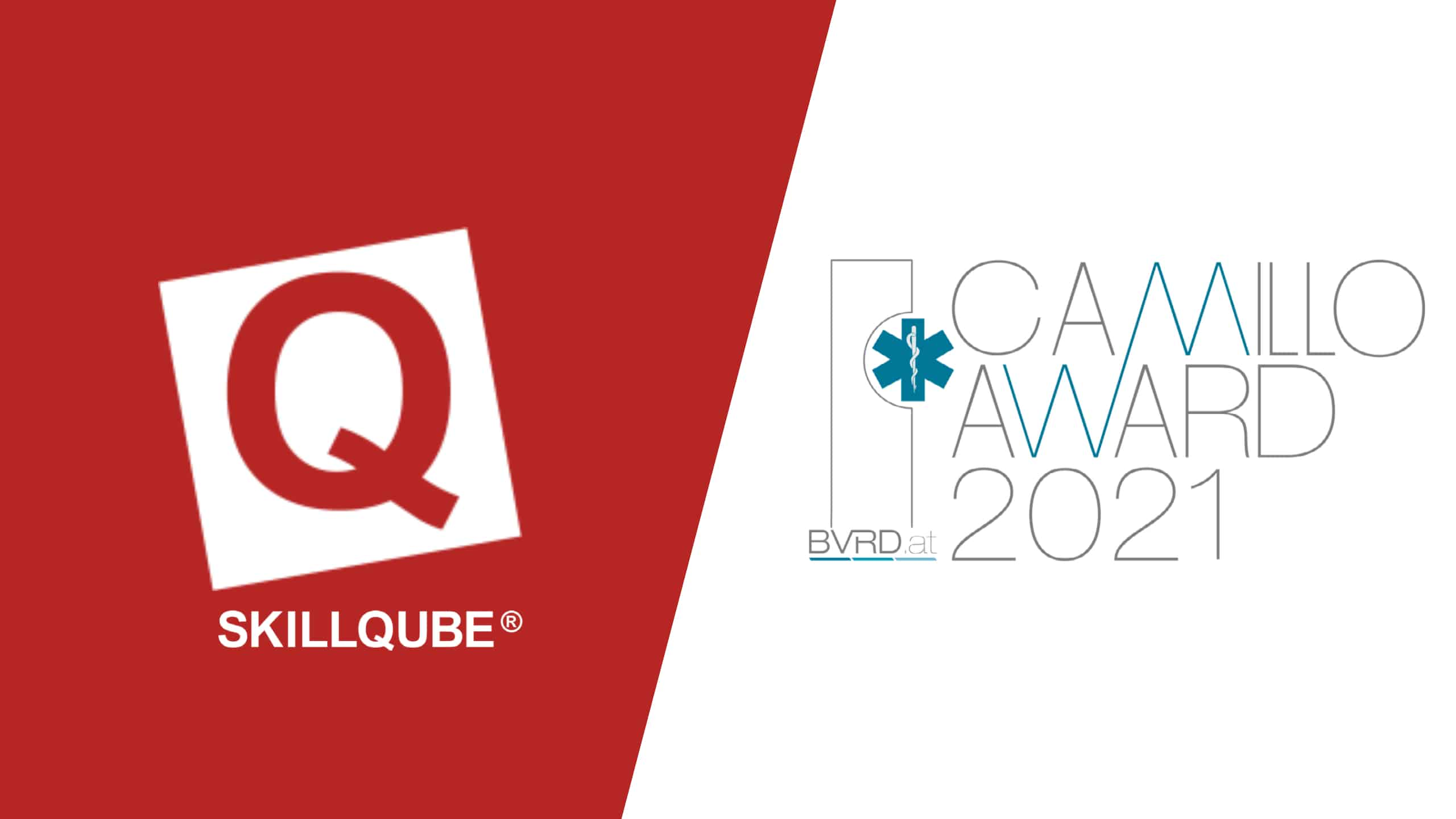 SKILLQUBE unterstützt den Camillo Award
