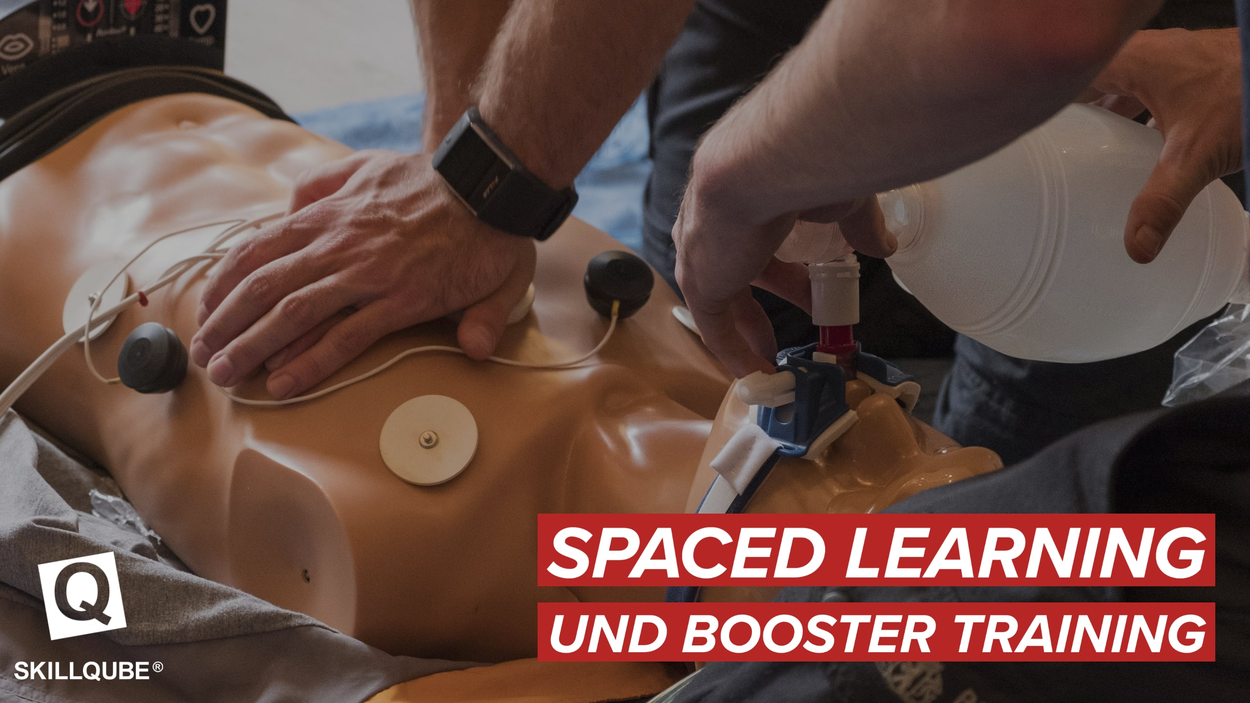 Spaced Learning und Booster Training