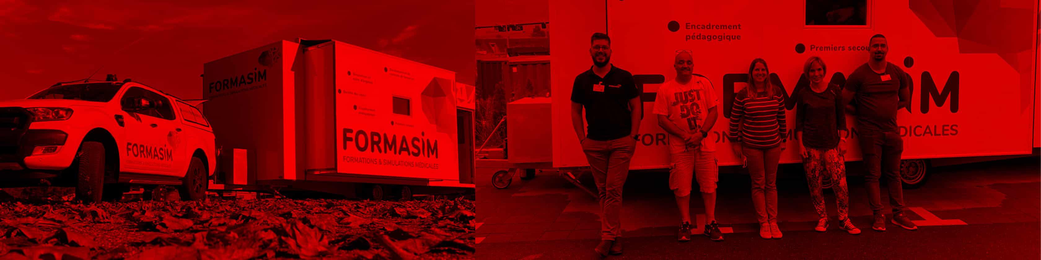 FormaSim als erste französisch sprechende International Training Site (ITS) in der Schweiz initialisiert.